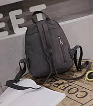Городской рюкзак с косичками для модных девушек , фото 3