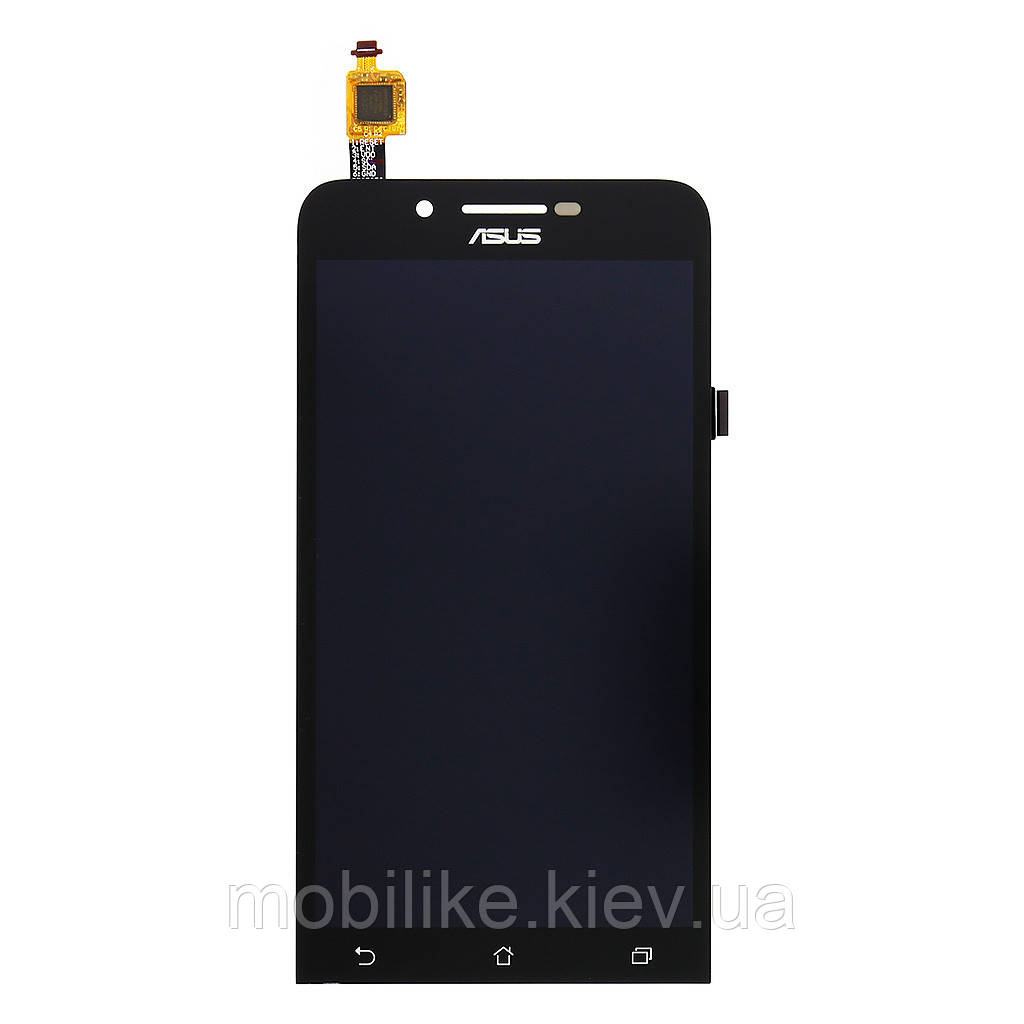 "Дисплей з сенсорним екраном Asus ZenFone GO (ZC500TG) 5"" чорний"