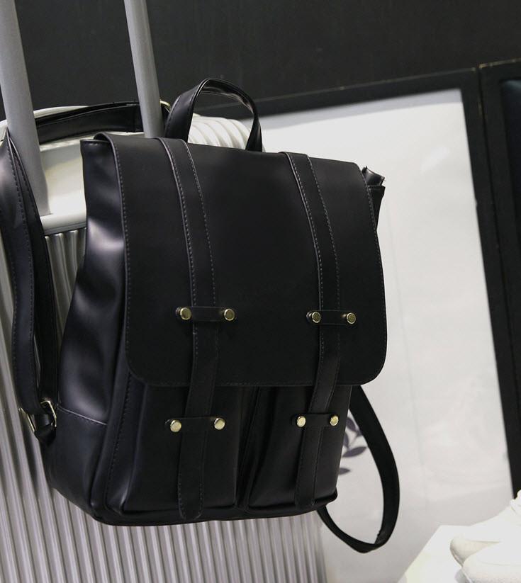 Большой рюкзак  ранец городского типа