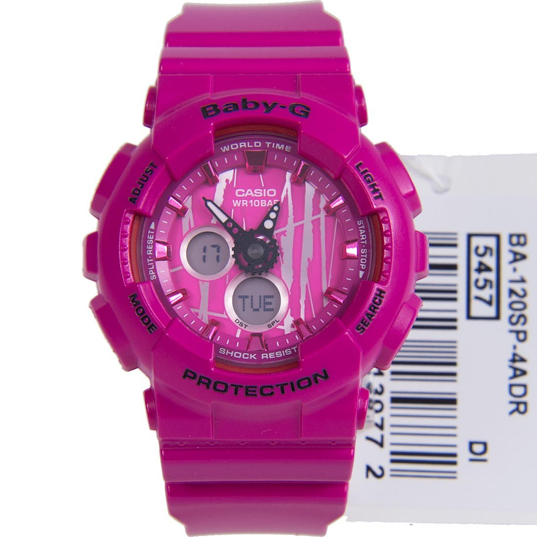 Часы Casio Baby-G BA-120SP-4A