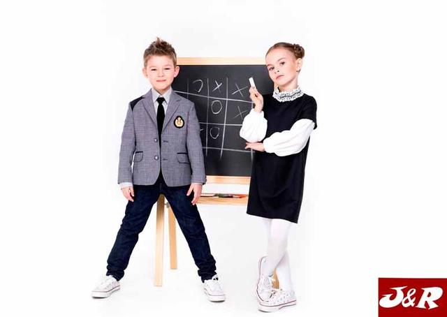 Школьная одежда 2018