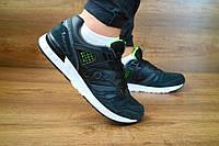 Подростковые кроссовки Saucony Grid Черные р. 36 37