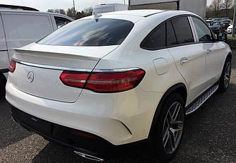 Спойлер шабля тюнінг Mercedes GLE Coupe C292 стиль AMG