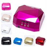 Лампа для нігтів сенсорна CCFL+LED 36W
