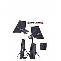 Комплект студийного света Elinchrom BRX 500/500 (20758)
