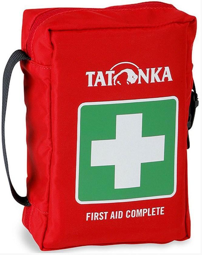 Аптечка Tatonka First Aid Complete red, материал -  420 HD Nylon, красная TAT 2716.015
