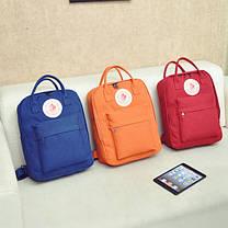 Вместительный тканевый рюкзак Red King Kong Унисекс, фото 3