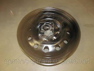 Диск колесный 14Н2х5,0J ВАЗ 2112 /черный/ (пр-во АвтоВАЗ)