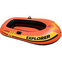 Надувная лодка гребная Explorer Intex (58331), фото 1