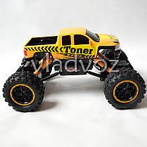 Джип машинка на радио управлении Rock Crawler Toner оранжевый 1:12, фото 2