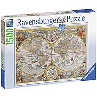Пазл Ravensburger Историческая карта 1500 элементов (RSV-163816)