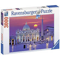 Пазл Ravensburger Собор Святого Петра Рим 3000 элементов (RSV-170340)