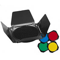 Набор соты с цветными фильтрами Mircopro BD-200