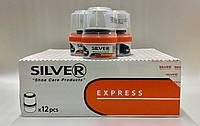 Silver Premium Крем-блеск для обуви с воском ЧЕРНЫЙ 50мл