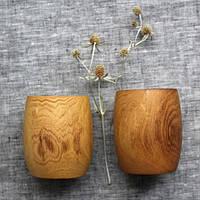"""Стакан """"A barrel"""" из натурального дерева"""