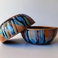 """Пиала Фира """"Blue stripes"""" 500 мл"""