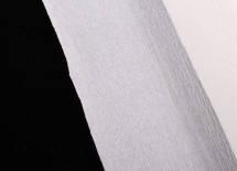 Креп-бумага гофрированная 50 х 250 см., белая