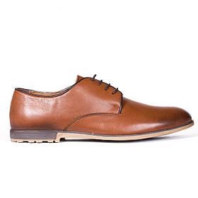 Туфли кожаные m8007