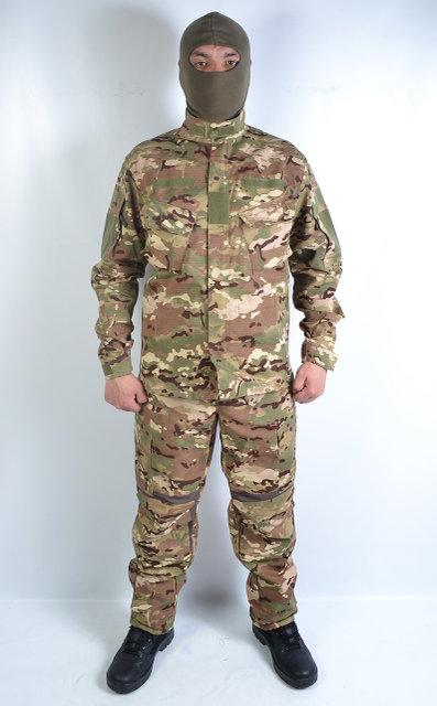 Камуфляжний костюм нового зразка забарвлення Multicam