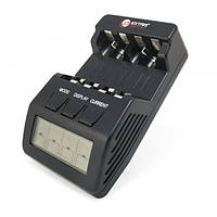 Зарядное устройство AA/AAA EXTRADIGITAL BM100 black + 4 AA 2800 mAh Extradigital