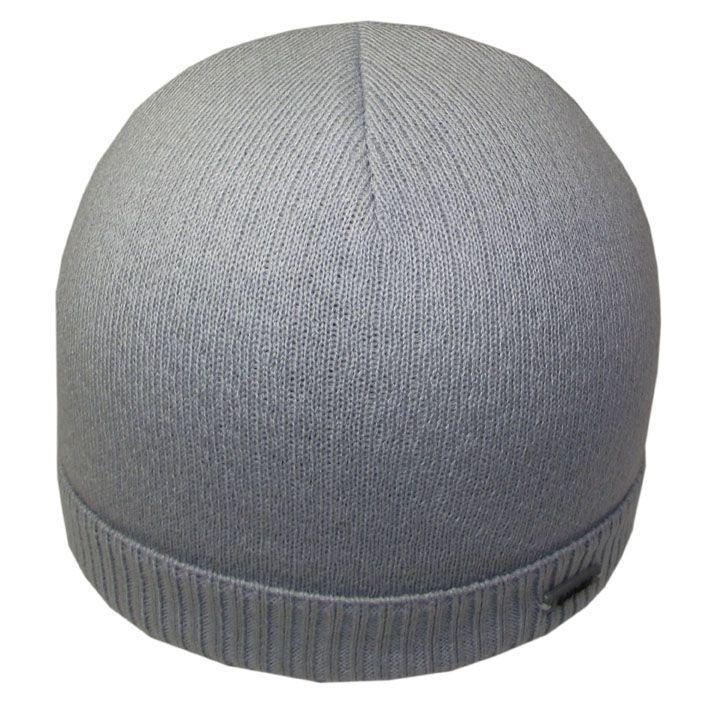 Шапка 12043 светло-серый