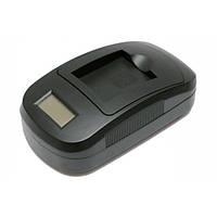 Зарядное устройство ExtraDigital Panasonic DMW-BCA7, DMW-S001 (LCD)