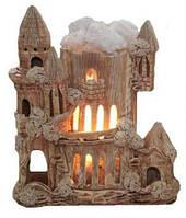 Солевой светильник замок Большой