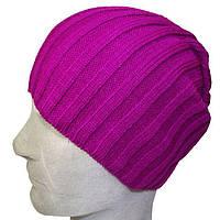 Шапка 13066 фиолетовый