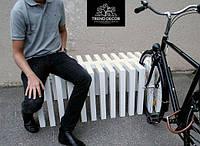 Скамейка - велопарковка 2 в 1 LP024