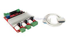 Контроллер ЧПУ на 3 оси 3.5А CNC RED, фото 3