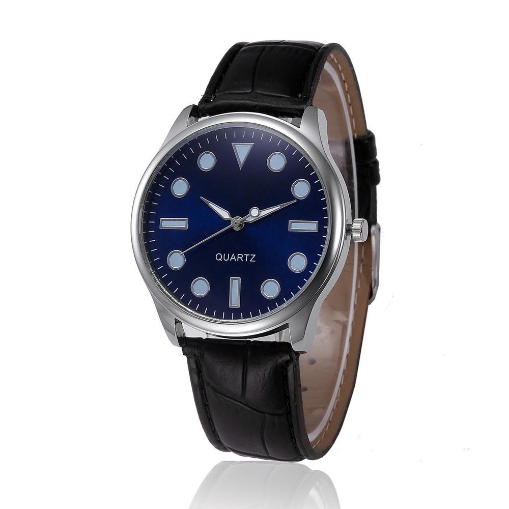 Кварцевые наручные часы Pythagoras blue