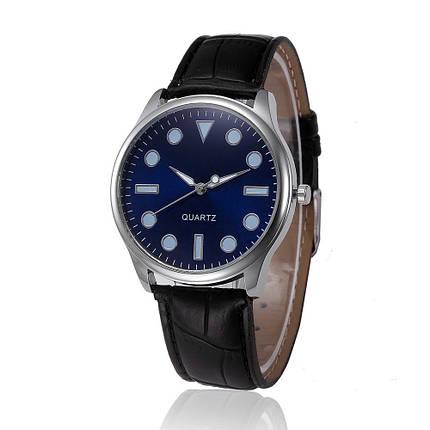Кварцевые наручные часы Pythagoras blue, фото 2