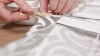 Як відреставрувати старі штори