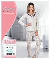"""Женская пижама с длинным рукавом """"Caroline"""""""