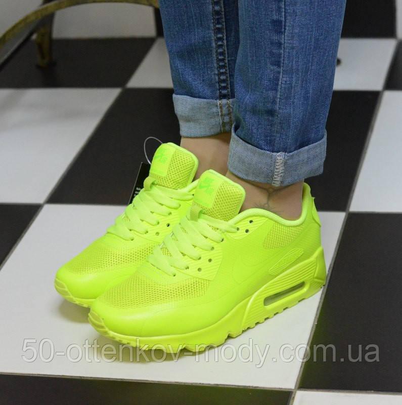 Новинка!!недорого Найк Кроссовки Nike Air Max кислотные,яркие и стильные! 415ea378da0