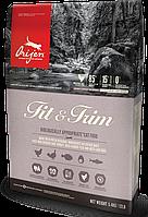 Orijen FIT & TRIM CAT 1.8кг (Ориджен фит енд трим) -  корм для кошек всех возрастов и пород с избыточным весом