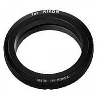 Переходник Samyang T-Mount/Nikon F (Chip)