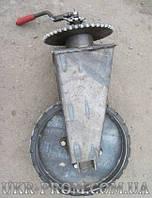Ход передний с колесом ЗМ-60, артикул ЗП 01.020