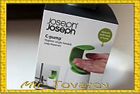 Дозатор для жидкого мыла JOSEPH JOSEPH C-Pump Белый