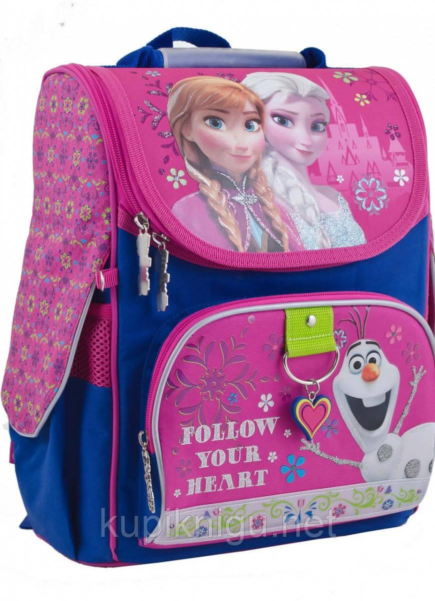 Рюкзак каркасний Н-11 1 Вересня Frozen rose 553263