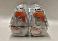 Silver Premium Губка-блеск с дозатором силикона 6мл БЕСЦВЕТНАЯ