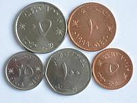 Оман 5 монет