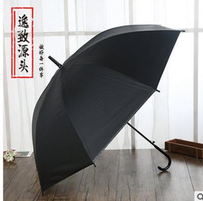 Большие яркие зонты Трость
