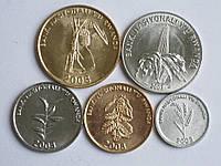 Руанда 5 монет 2003