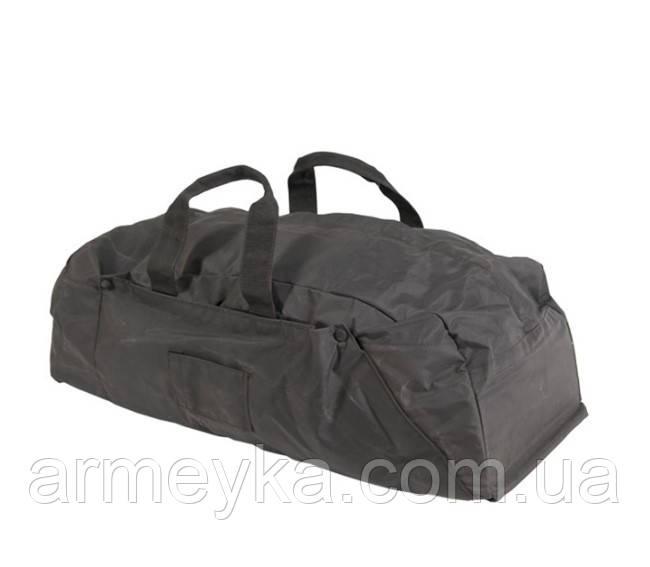 Транспортная сумка-рюкзак 100 L черная. ВС Голландии, оригинал.