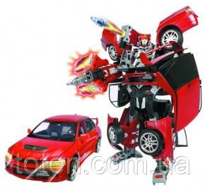 Робот трансформер машина 51010 Roadbot Mitsubishi Lancer Evolution IX