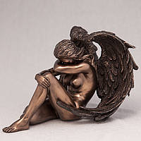Статуэтка Veronese Девушка  Ангел 11 см 76012
