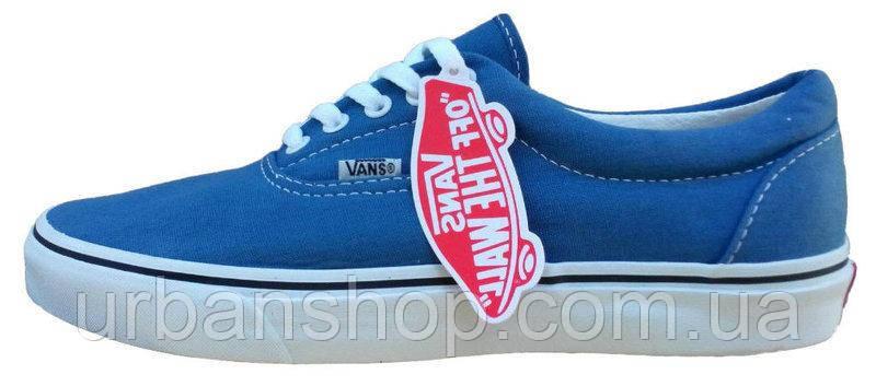 Кеди Vans New Era Blue  850 грн. - Спортивная обувь Львов ... 172d0e0a38ce0