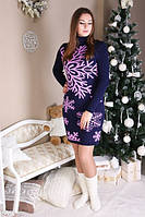 Платье Снежинка, фото 1