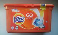 Капсули для прання Vizir, 38шт